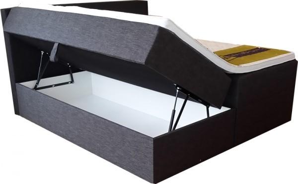aximatras boxspring met opbergruimte gratis aan huis bezorgd tot