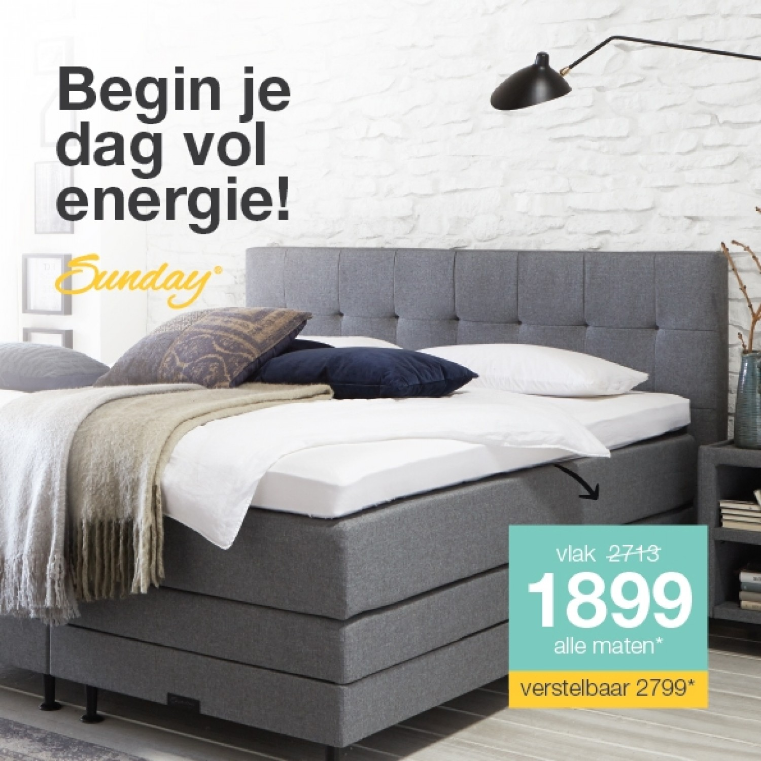 Boxspring Sunday 1300