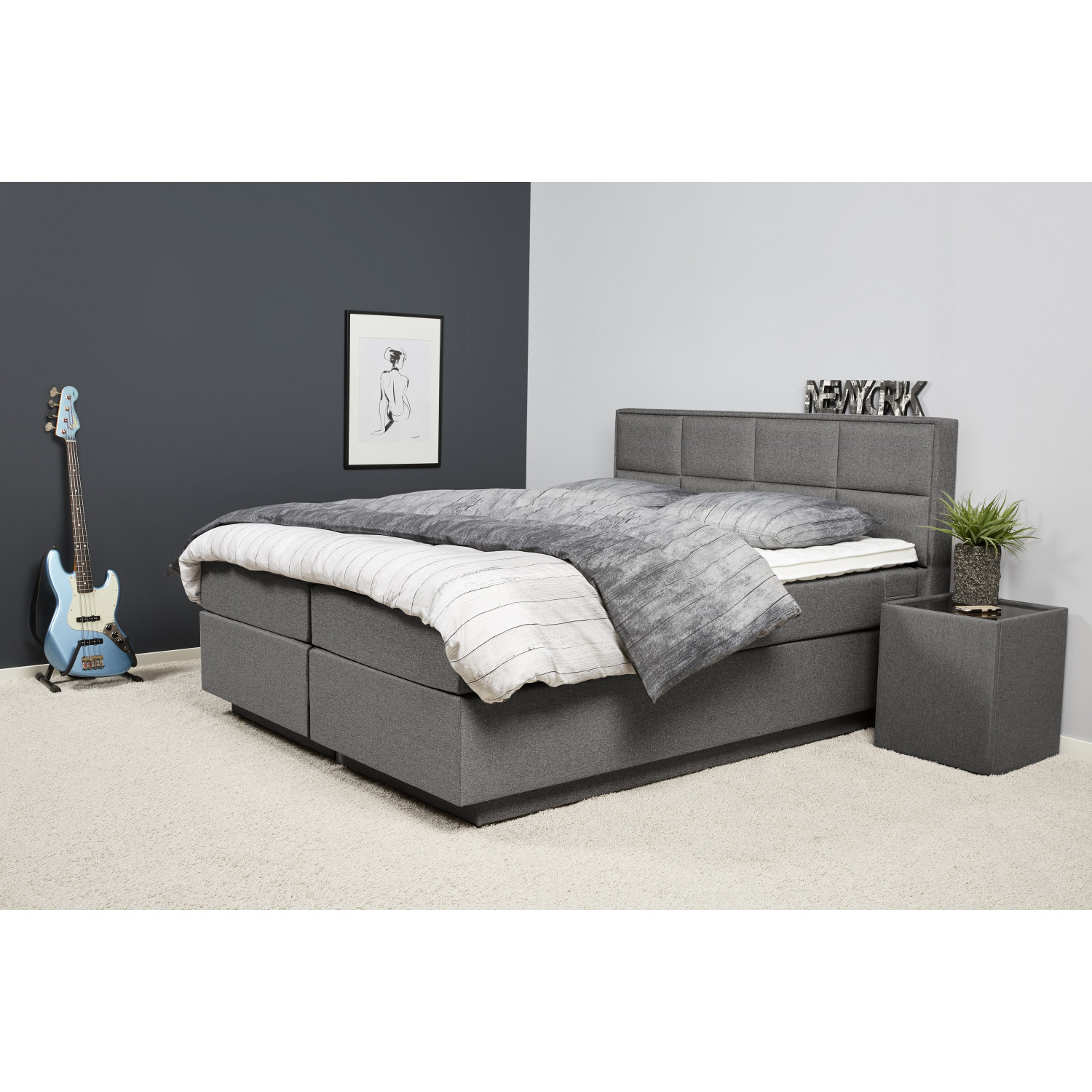 Boxspring Porto Basic