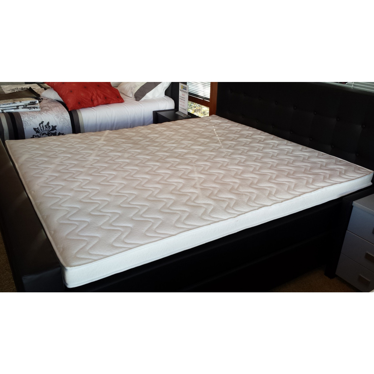 Scänfort topmatras latex 9cm