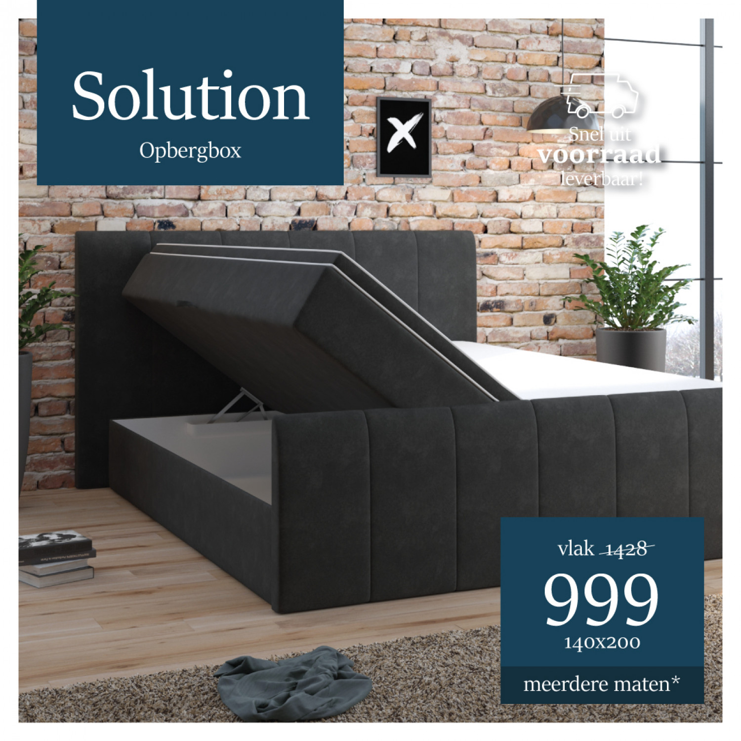 Boxspring Solution
