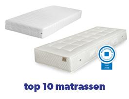 top 10 voordelige matrassen