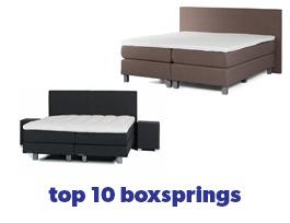 top 10 goedkope boxsprings